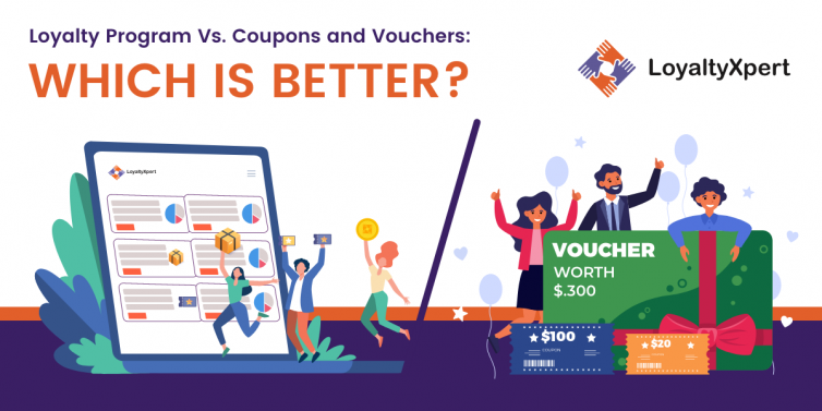 Loyalty Program Vs. Coupons and Vouchers