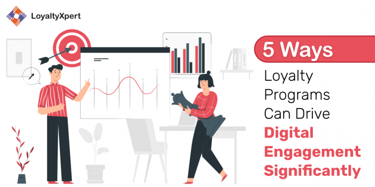 loyalty programs can drive digital engagement significantly
