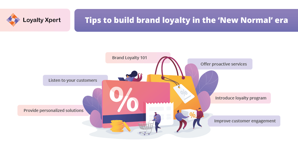 Tips to build brand loyalty in the 'New Normal' era