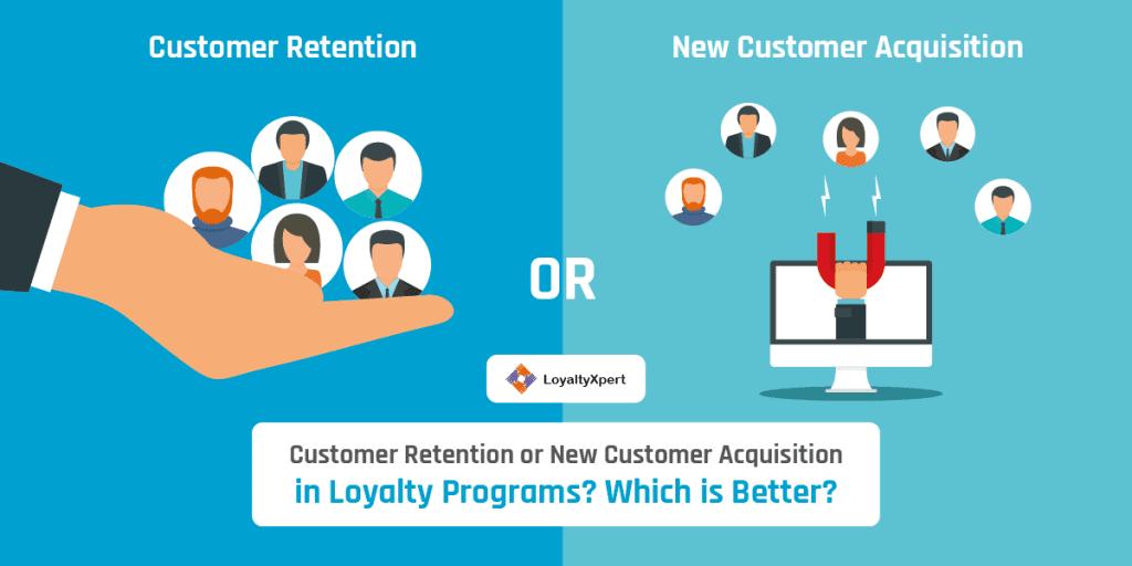 Customer Retention or New Customer Acquisition